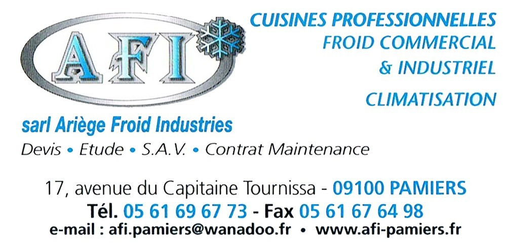 ARIEGE FROID INDUSTRIE
