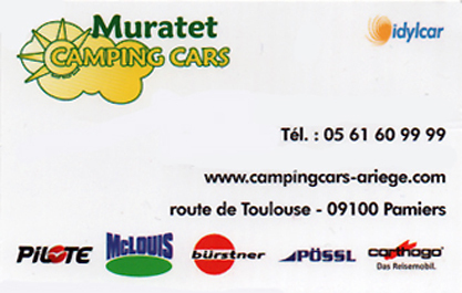 F. MURATET AUTOMOBILES