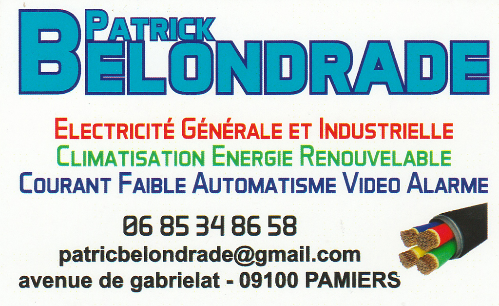 Patrick BELONDRADE