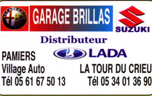 BRILLAS AUTOMOBILES