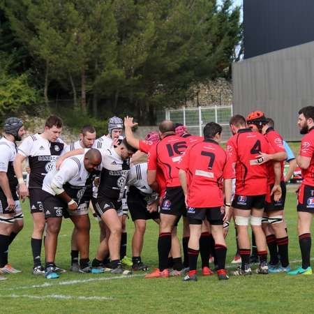 FEDERALE B : PAMIERS 2 Vs GAILLAC